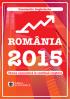 România 2015. Starea economică în continuă creștere
