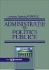 Administratie si politici publice