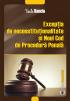 Excepția de neconstituționalitate și Noul Cod de Procedură Penală