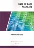 Baze de date avansate: abordare teoretică și pragmatică