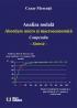 Analiza nodală. Abordare micro și macroeconomică. Compendiu - Sinteză
