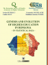 Genesis and evolution of higher education in Romania – in statistical data