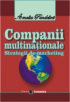 Companii multinaționale: strategii de marketing