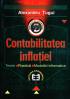 Contabilitatea inflației: teorie, practică, modelări informatice