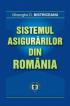 Sistemul asigurărilor din România