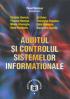 Auditul și controlul sistemelor informaționale