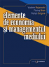 Elemente de economia și managementul mediului