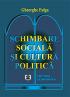 Schimbare socială și cultură politică