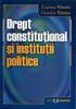 Drept constituțional și instituții publice