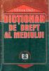 Dicționar de drept al mediului