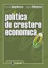Politica de creștere economică
