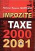 Impozite și taxe 2000-2001