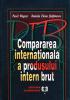 Compararea internațională a produsului intern brut