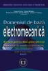 Electromecanică. Discipline tehnice: anul I, școală profesională