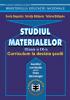 Studiul materialelor. Clasa a IX-a, curriculum la decizia școlii. Auxiliar curricular pentru liceu tehnologic