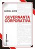 Guvernanța corporativă