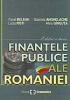 Finanțele publice ale României, ediția a treia