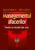 Managementul afacerilor: teste și studii de caz