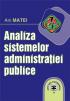 Analiza sistemelor administrației publice