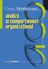 Analiza și comportament organizațional
