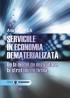 Serviciile în economia dematerializată: de la model de dezvoltare la strategii de firmă