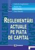 Reglementări actuale pe piața de capital