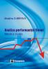 Analiza performanței firmei. Metode și modele
