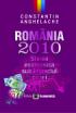România 2010: starea economică sub impactul crizei