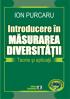 Introducere în măsurarea diversității: teorie și aplicații