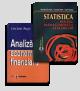 Pachet: Statistică, managementul afacerilor, analiză economico-financiară
